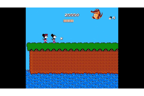 Mickey Mousecapade (NES) - The Bad - YouTube