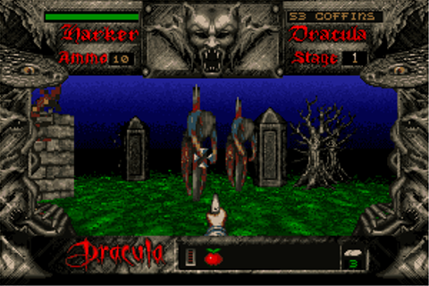 Download Bram Stoker's Dracula - My Abandonware
