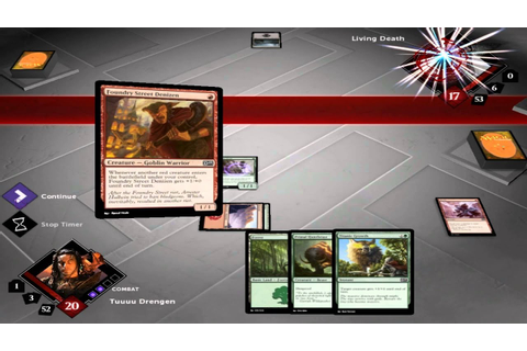 Magic The Gathering Duels of The Planeswalkers 2015 Review ...