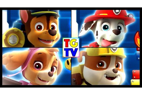 Paw Patrol Academy | Nick Jr Games - YouTube