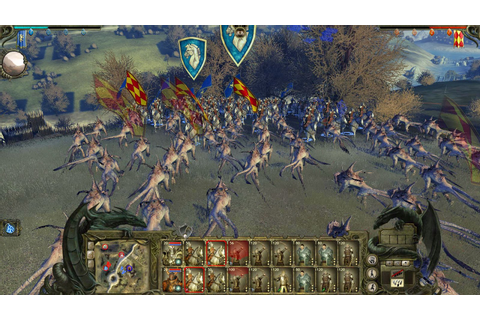 King Arthur II: The Role-Playing Wargame full game free pc ...