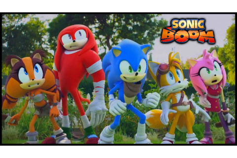 Sonic Boom (Video Games) - TV Commercial | General Gaming ...