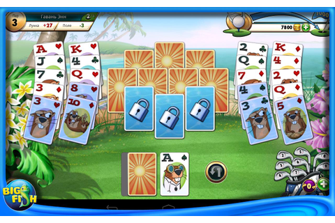 Download a game Fairway Solitaire android