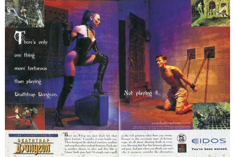A Fine Sampling of Oversexed Videogame Ads | The Mary Sue