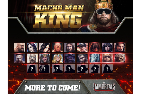 WWE Immortals Unleashes New Playable WWE Superstars and In ...