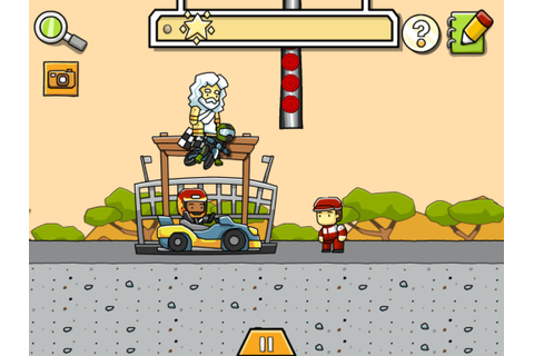 Scribblenauts Remix – Games for Android 2018 ...