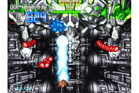NG/DC: FAST STRIKER - New Vertical NeoGeo Maniac Shooter ...