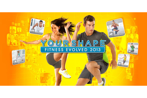 Your Shape®: Fitness Evolved 2013 | Wii U | Games | Nintendo