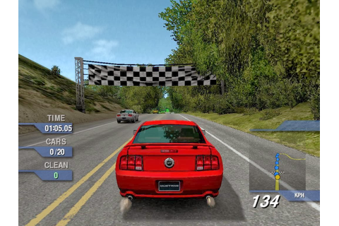 Ford Street Racing Game - Free full Version Software Games ...