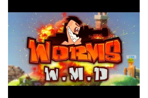 Worms WMD Walkthrough - FRIENDLY FIRE | Worms W.M.D #2 by ...