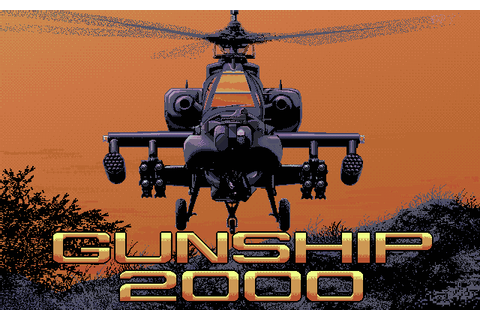 Gunship 2000 by Microprose Japan NEC PC9801 game