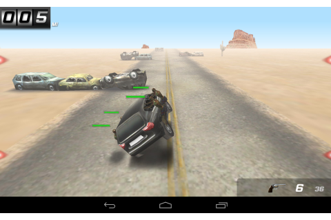 Zombie Highway – Games for Android – Free download. Zombie ...