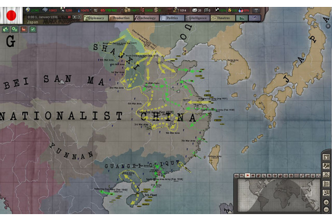 Hearts of Iron III Collection | macgamestore.com