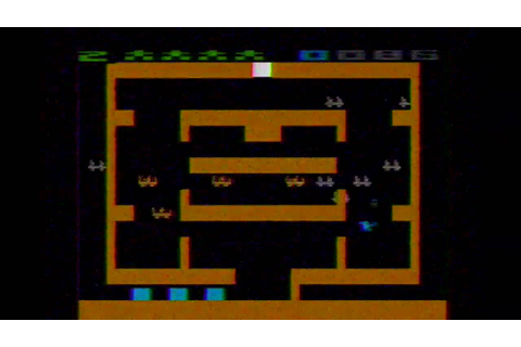 CLASSIC GAMES REVISITED - Towering Inferno (Atari 2600 ...
