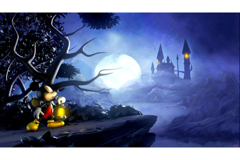 Castle of Illusion starring Mickey Mouse teaser trailer ...