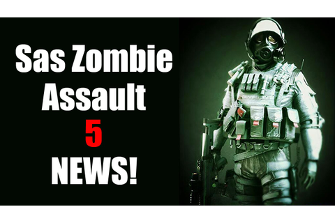 Sas Zombie Assault 5 (NEWS) - YouTube