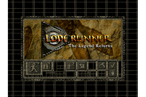 Lode runner the legend returns pc : beifenslo