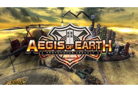 Aegis of Earth: Protonovus Assault - PS3 Review | Chalgyr ...