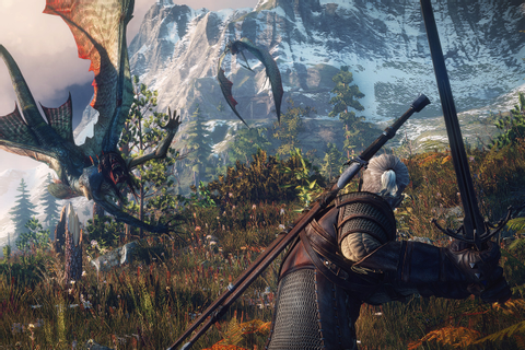 The Witcher 3: Wild Hunt is like an open-world, playable ...