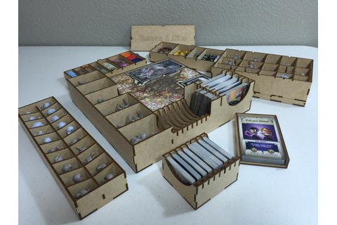 AQBASE-001 Insert for Arcadia Quest – Go7Gaming