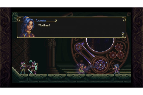 Timespinner Review - A Fun Trek Through A Flat Circle ...