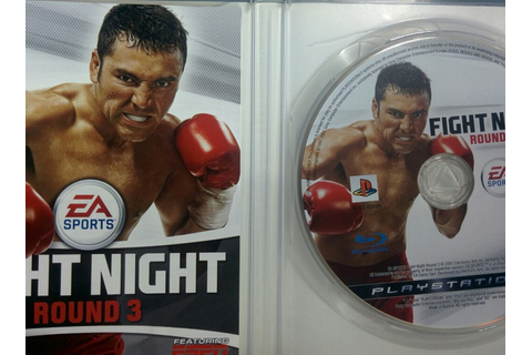 Jual BD PS3 Fight Night Round 3 Bekas | Games, CD, DVD ...