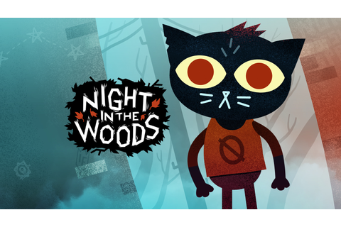 Night in the Woods Game | PS4 - PlayStation