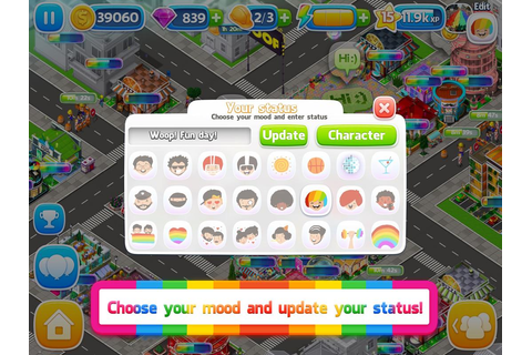 QutieLife - LGBTQ City Building Social Sim Game para ...