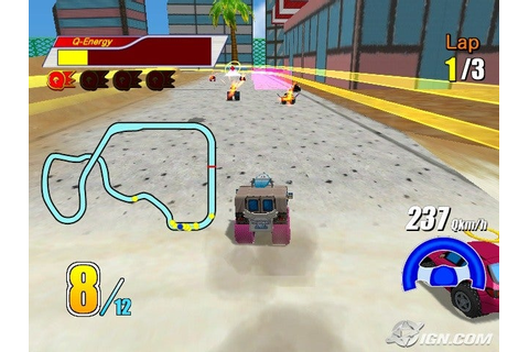 Penny Racers Party: Turbo-Q Speedway Screenshots, Pictures ...