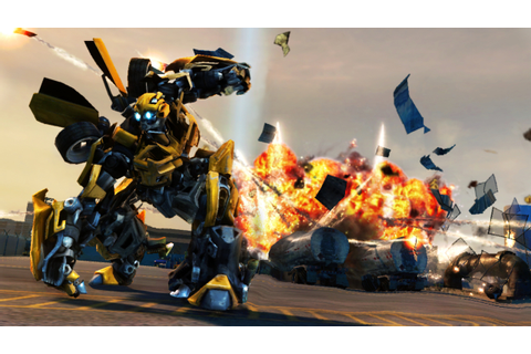 Transformers: Revenge of the Fallen - The Game ...