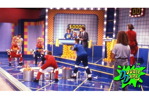 Double Dare is Coming Back to Nickelodeon in Summer 2018