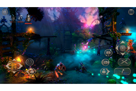 Major Trine 2 Update on Steam | Frozenbyte