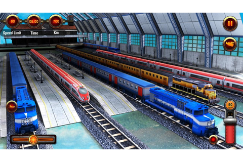 NEW train simulator online 2017 | online train games ...