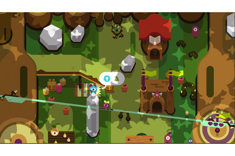 Nintendo Switch gets rolly roguelike TumbleSeed in May ...