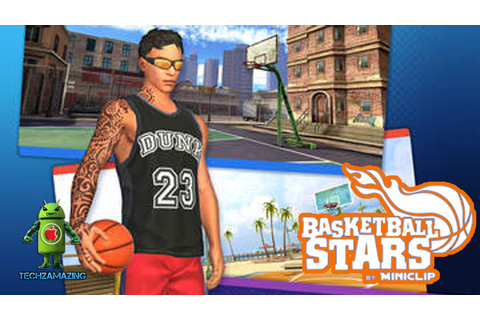 Basketball Stars (iOS/Android) Gameplay HD - YouTube