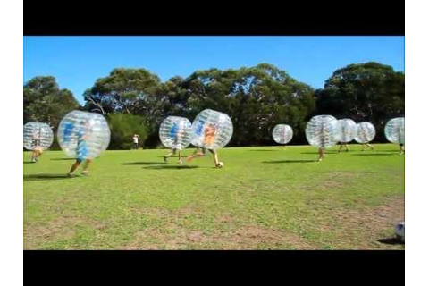 Bubble Soccer - Just for fun game - YouTube