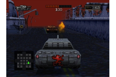 BattleTanx (USA) ROM
