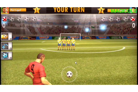 World Soccer 2018 - Miniclip Games Free - YouTube