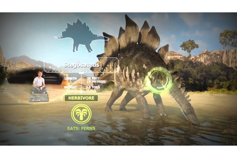 Walking with Dinosaurs - Announcement TRAILER (PS3 ...