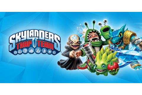 Skylanders Trap Team | Nintendo 3DS | Games | Nintendo