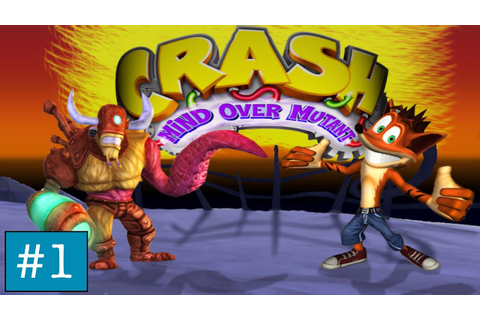 Crash: Mind over Mutant - Part 1 Walkthrough - XBOX360 ...
