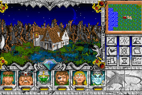 Download Might and Magic III: Isles of Terra - My Abandonware