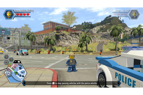 Lego City Undercover Nintendo Switch Review - Alex Rowe ...