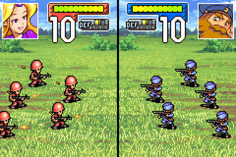 Advance Wars (U)(Mode7) ROM