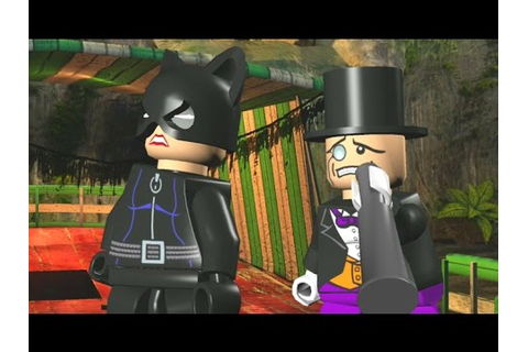 LEGO Batman: The Video Game Walkthrough - Villains Episode ...