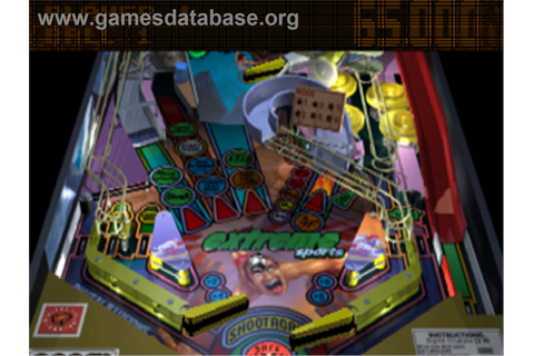 True Pinball - Sony Playstation - Games Database