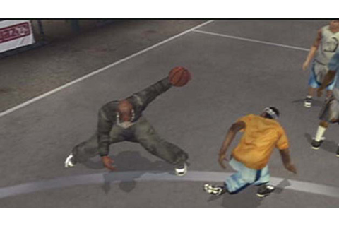 Street Hoops Game | PS2 - PlayStation