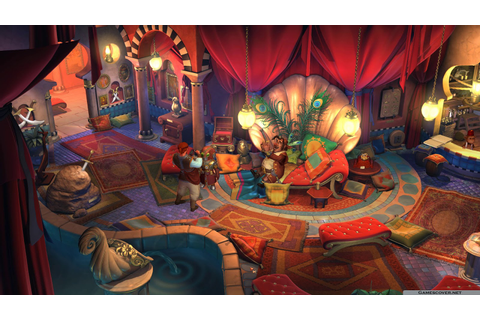 The Book of Unwritten Tales 2 Wallpapers - Read games ...