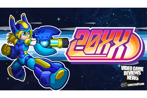 New 20XX (co-op Mega man style game) - Gamester81 - YouTube
