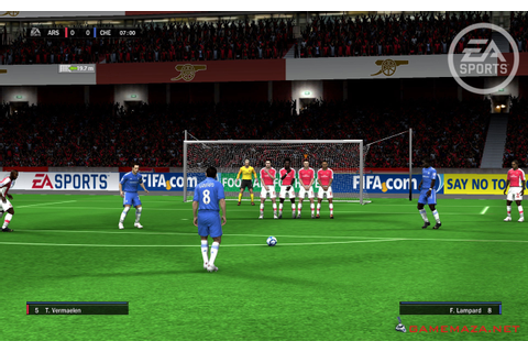 FIFA 09 Free Download - Game Maza